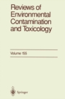 Reviews of Environmental Contamination and Toxicology - eBook