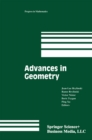 Advances in Geometry : Volume 1 - eBook