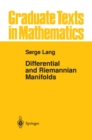 Differential and Riemannian Manifolds - eBook