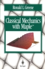 Classical Mechanics with Maple - eBook