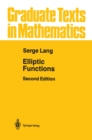 Elliptic Functions - eBook