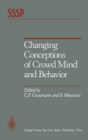 Changing Conceptions of Crowd Mind and Behavior - eBook