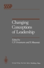 Changing Conceptions of Leadership - eBook