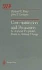Communication and Persuasion : Central and Peripheral Routes to Attitude Change - eBook