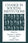 Change in Societal Institutions - eBook