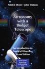 Astronomy with a Budget Telescope : An Introduction to Practical Observing - eBook