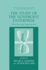 The Study of Nonprofit Enterprise : Theories and Approaches - eBook