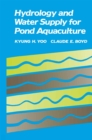 Hydrology and Water Supply for Pond Aquaculture - eBook