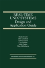 Real-Time UNIX(R) Systems : Design and Application Guide - eBook