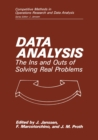 Data Analysis : The Ins and Outs of Solving Real Problems - eBook