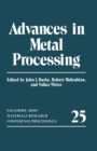 Advances in Metal Processing - eBook