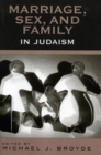 Marriage, Sex and Family in Judaism - eBook