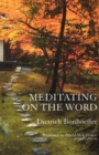 Meditating on the Word - eBook