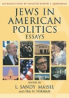 Jews in American Politics : Essays - eBook