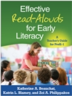 Effective Read-Alouds for Early Literacy : A Teacher's Guide for PreK-1 - eBook