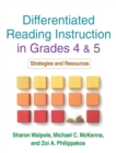 Differentiated Reading Instruction : Strategies for the Primary Grades - eBook