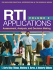 RTI Applications, Volume 2 : Assessment, Analysis, and Decision Making - eBook