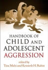 Handbook of Child and Adolescent Aggression - Book