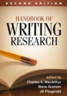 Handbook of Writing Research - Book