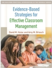 Evidence-Based Strategies for Effective Classroom Management - eBook