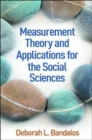 Measurement Theory and Applications for the Social Sciences - Book