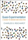 Quasi-Experimentation : A Guide to Design and Analysis - Book