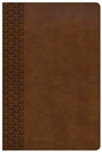 KJV Everyday Study Bible, British Tan LeatherTouch - Book