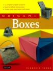 Origami Boxes : This Easy Origami Book Contains 25 Fun Projects and Origami How-to Instructions: Great for Both Kids and Adults! - eBook