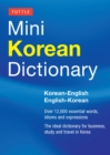 Tuttle Mini Korean Dictionary : Korean-English English-Korean - eBook