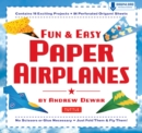 Fun & Easy Paper Airplanes : This Easy Paper Airplanes Book Contains 16 Fun Projects, 84 Papers & Instruction Book: Great for Both Kids and Parents - eBook