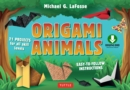 Origami Animals : Make Colorful and Easy Origami Animals: Includes Origami Book with 45 Original Projects: Great for Kids and Adults! - eBook