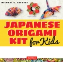Japanese Origami Kit for Kids Ebook : 92 Colorful Folding Papers and 12 Original Origami Projects for Hours of Creative Fun! [Origami Book with 12 projects] - eBook