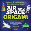 Air and Space Origami Ebook : Paper Rockets, Airplanes, Spaceships and More! [Origami eBook] - eBook
