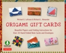 Origami Gift Cards Ebook : Beautiful Papers and Folding Instructions for Over 20 Hand-folded  Note Cards and Envelopes - eBook