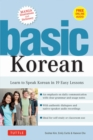Basic Korean : Learn to Speak Korean in 19 Easy Lessons (Companion Online Audio and Dictionary) - eBook