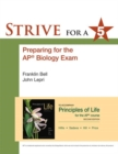 Strive for 5: Preparing for the AP Biology Examination - Book