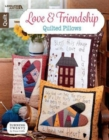 Love & Friendship Quilted Pillows - Book