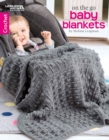 On the Go Baby Blankets - Book