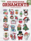 Mini Cross Stitch Ornaments - Book