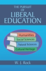 The Pursuit of Liberal Education - eBook