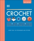 Crochet : Over 130 Techniques and Stitches - Book