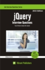 jQuery Interview Questions You'll Most Likely Be Asked - eBook