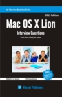 Mac OS X Lion Interview Questions You'll Most Likely Be Asked - eBook