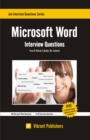 Microsoft Word Interview Questions You'll Most Likely Be Asked - eBook