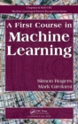 A First Course in Machine Learning - eBook