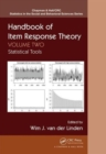 Handbook of Item Response Theory, Volume Two : Statistical Tools - Book