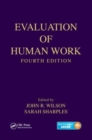 Evaluation of Human Work - Book