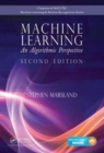 Machine Learning : An Algorithmic Perspective, Second Edition - Book