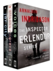 The Inspector Erlendur Series, Books 1-3 : Jar City, Silence of the Grave, Voices - eBook