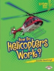 How Do Helicopters Work? - eBook